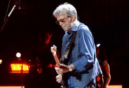 Eric Clapton BST Live 2018