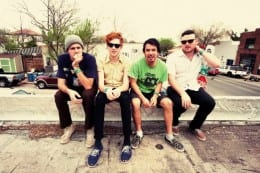 Fidlar return for 2013 UK Tour - Tickets
