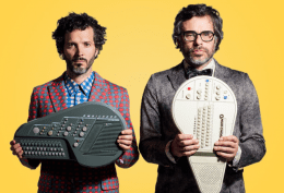 Flight of the Conchords Tour - NEW DATES