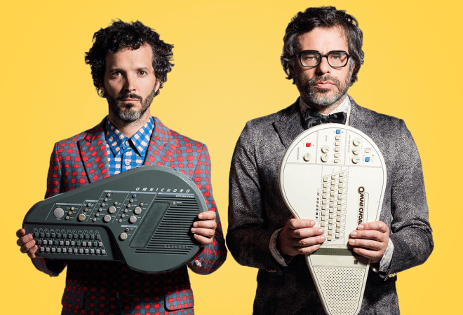 flight of the conchords tour news