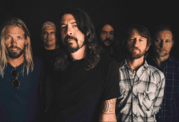 Foo Fighters UK Stadium Dates
