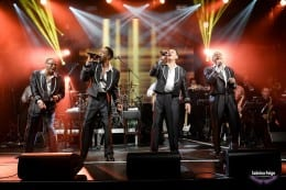 Four Tops, Temptations and Tavares Announce 2016 UK Tour Dates - Tickets