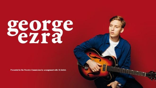 george ezra forest live
