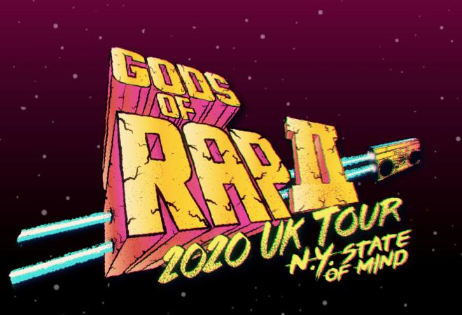 gods of rap II