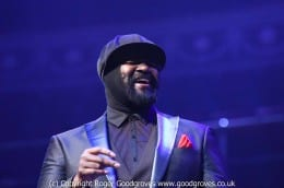 Gregory Porter And Laura Mvula To Unite Again On Graham Norton