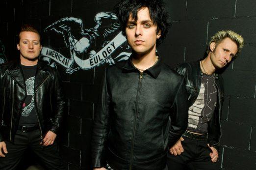 Green Day - 2017 Arena Tour