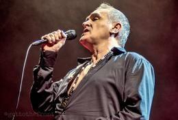 Morrissey – Metro Radio Arena Newcastle – 23 February