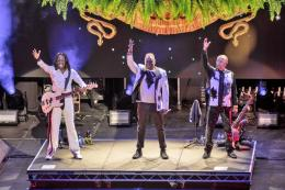 Earth, Wind & Fire - First Direct Arena Leeds - 04 July