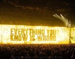 Review: U2 - Glasgow SSE Hydro, 06 Nov