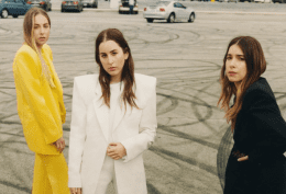 Haim Summer UK Tour