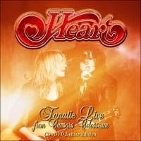 Heart to release live show DVD