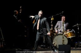 Live: Hugh Laurie - The Lowry Theatre Manchester - 1st July