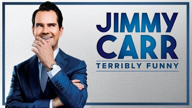 Jimmy Carr Tour Milton Keynes