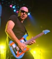 Joe Satriani For New 2013 Tour - Tickets