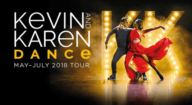 kevin and karen dance tour