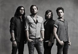 Kings of Leon - 2014 Shows