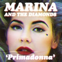 Single: Marina and The Diamonds, Primadonna