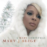 Mary J Blige for Christmas Album