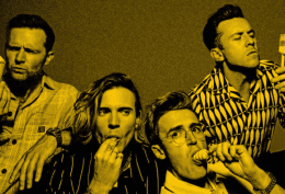 McFly 2020 UK Shows