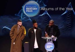 Young Fathers win the Mercury Prize