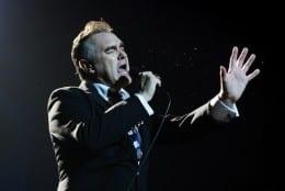 Morrissey + Anna Calvi Gig