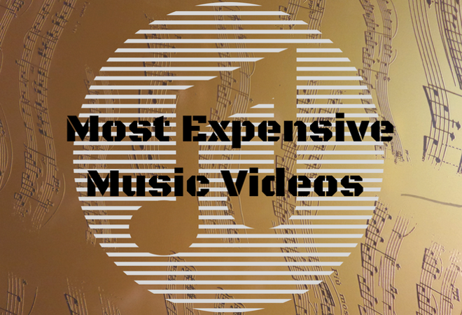 13 Of The Most Expensive Music Videos Ever Made