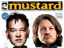 Win Win!.. Signed Mustard Mags