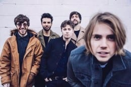 Nothing But Thieves release 'If I Get High' video feat. Breaking Bad star RJ Mitte
