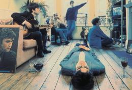 Oasis 'Definitely Maybe' Turns 25