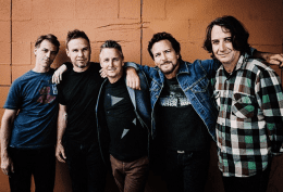 Pearl Jam 2018 London Shows