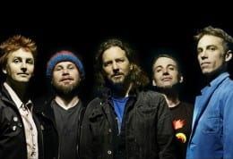 Not just a Pearl Jam at Isle of Wight