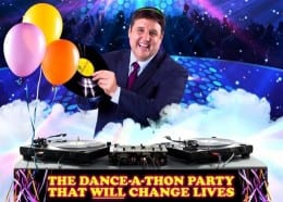 Peter Kay's Dance For Life - Cancer Research UK Arena Dates - Tickets