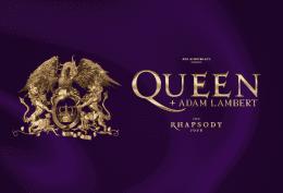 Queen + Adam Lambert EXTRA DATES