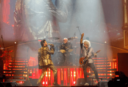 Queen + Adam Lambert 2021 UK Tour
