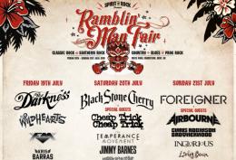 Ramblin' Man Fair Line Up Announced