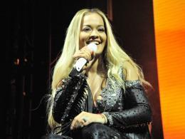 Rita Ora – O2 Academy Newcastle – 13 May