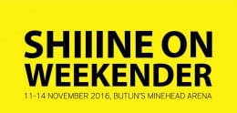More Acts announced for Shiiine On Weekender 2016