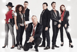 Simple Minds UK & Ireland Tour