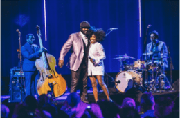 Gregory Porter and Laura Mvula in collaboration