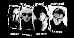 Punk supergroup to release new album