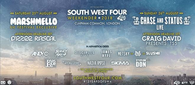 south west four