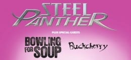 Steel Panther and Bowling For Soup Arena Dates
