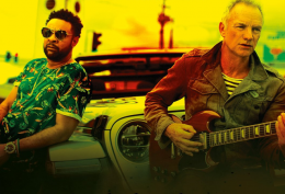 Sting & Shaggy 44/876 UK Tour