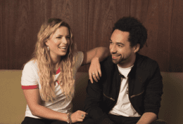 The Shires New Track 'Lightning Strikes'