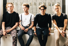 The Vamps Four Corners 2019 Tour - EXTRA DATES