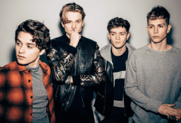 The Vamps 2018 Arena Tour