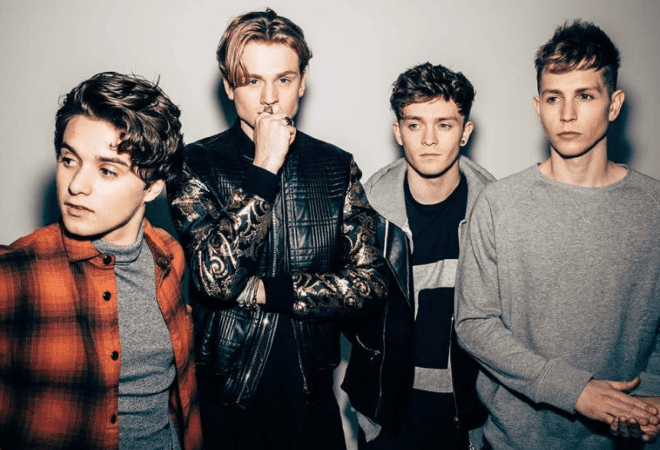 the vamps tour