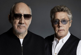 The Who 2020 UK Arena Tour