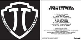New Hugh Cornwell album details