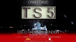 Craig David and 'TS5' announce full line up for London debut